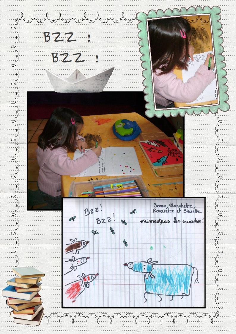 Bzz, coloriage de maelle 03_2013