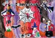 Halloween montage 2011